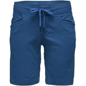 Black Diamond Credo Pantaloncini Donna, blu